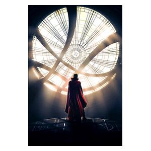 Doctor Strange. Размер: 20 х 30 см